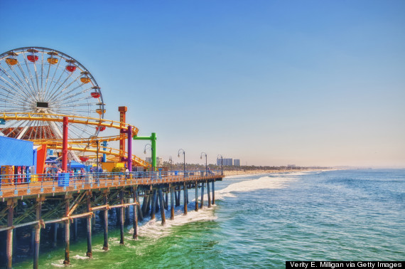 Beach Towns Near Los Angeles