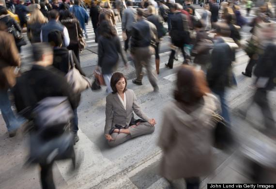 meditation city