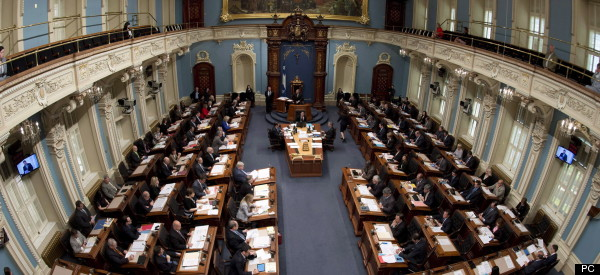 Quel est le principal obstacle au fonctionnement politique du Québec?
