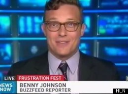 BuzzFeed Reviewing Benny Johnson's Work Following Plagiarism Charges