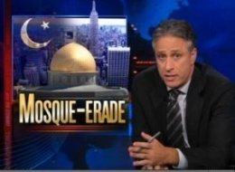 Jon Stewart Ground Zero Mosque
