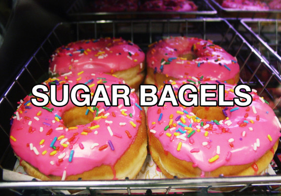 sugar bagels