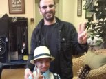 Mom With Cancer Helps Her Son, A Beatles Superfan, Meet Ringo Starr