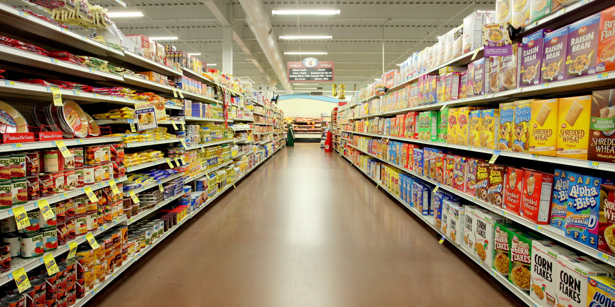 Grocery Shop Your Way To Good Health Huffpost