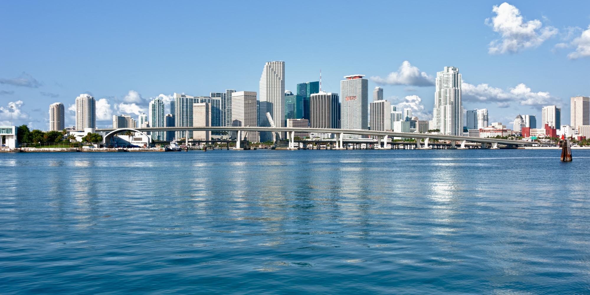Miami Skyline Related ...