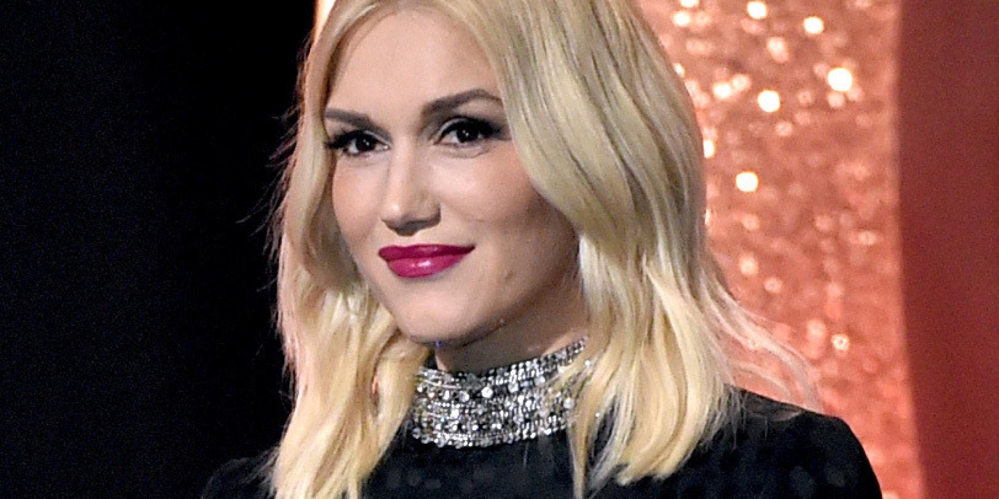 Gwen Stefani Shares A ... Gwen Stefani