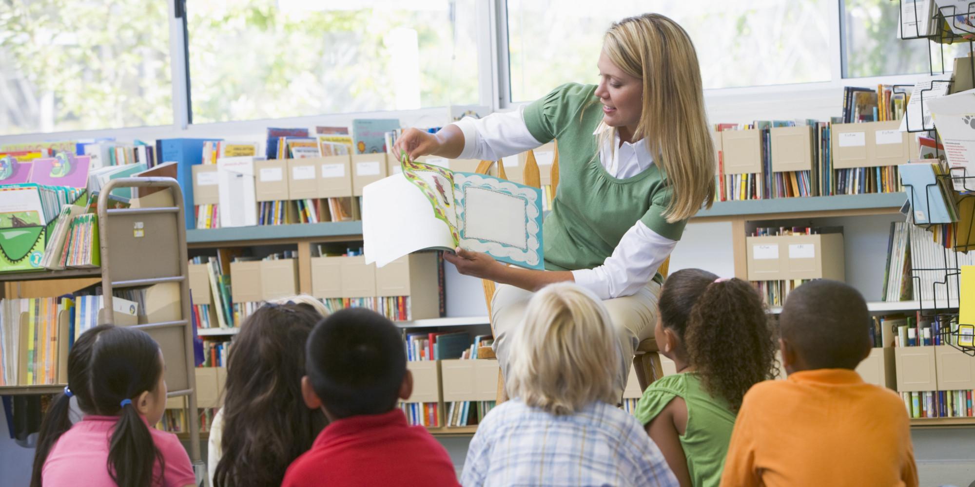 An Open Letter To My Sons Kindergarten Teacher Huffpost