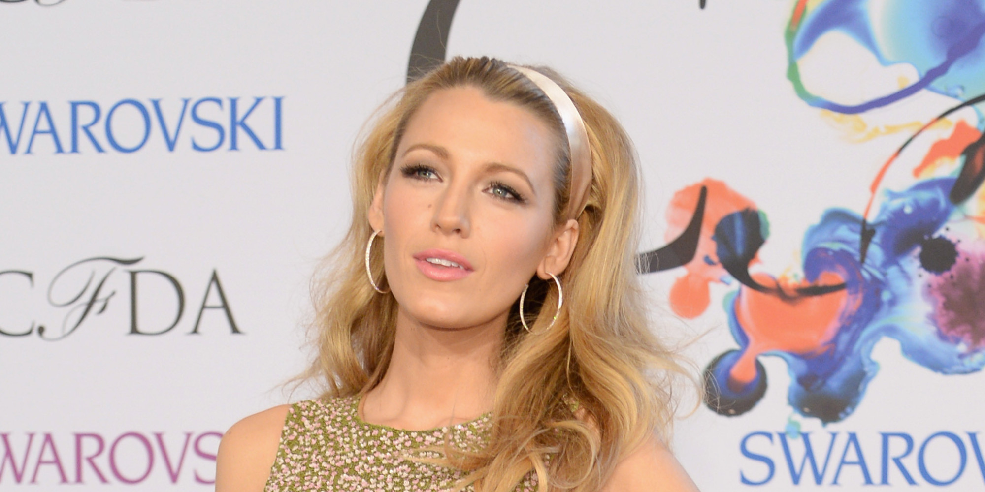 The Internet Had A Lot To Say About Blake Lively's New Website Blake Lively Facebook