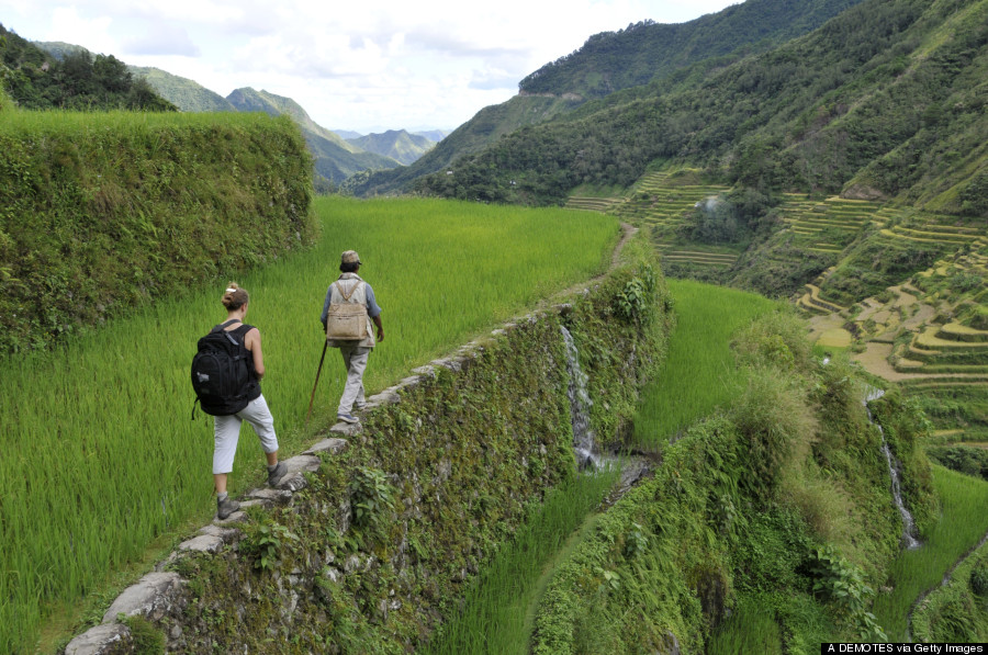 philippines hiking