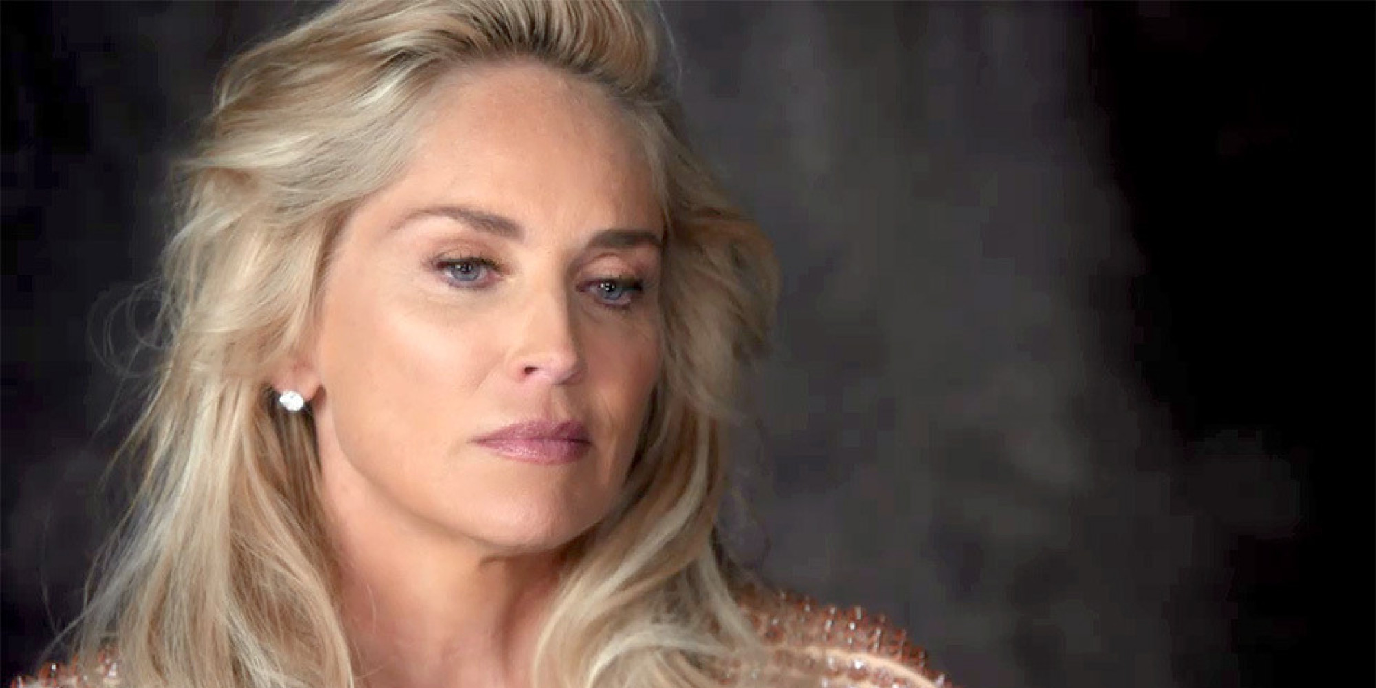 Sharon Stone facebook