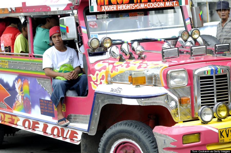jeepneys philippines