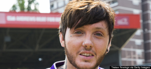 James Arthur's Thinking Of Changing His Name To Gloria. Yes, Really.
