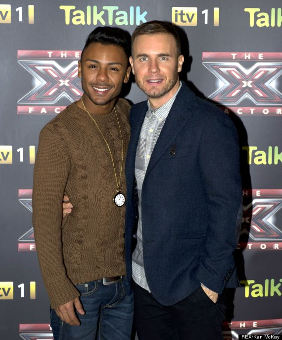 gary barlow marcus collins