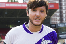 James Arthur | Pic: Getty
