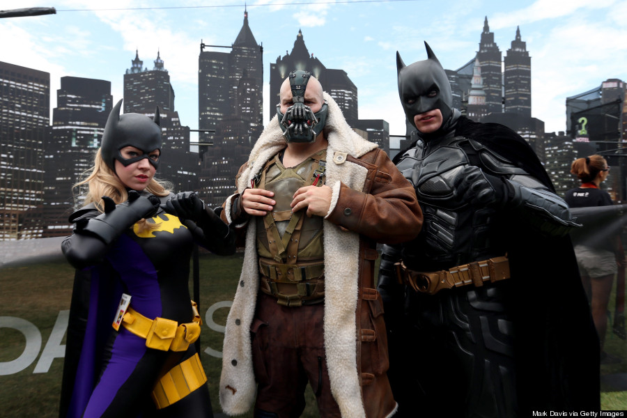 All The Awesome Cosplay From Comic-Con 2014 So Far - HuffPost