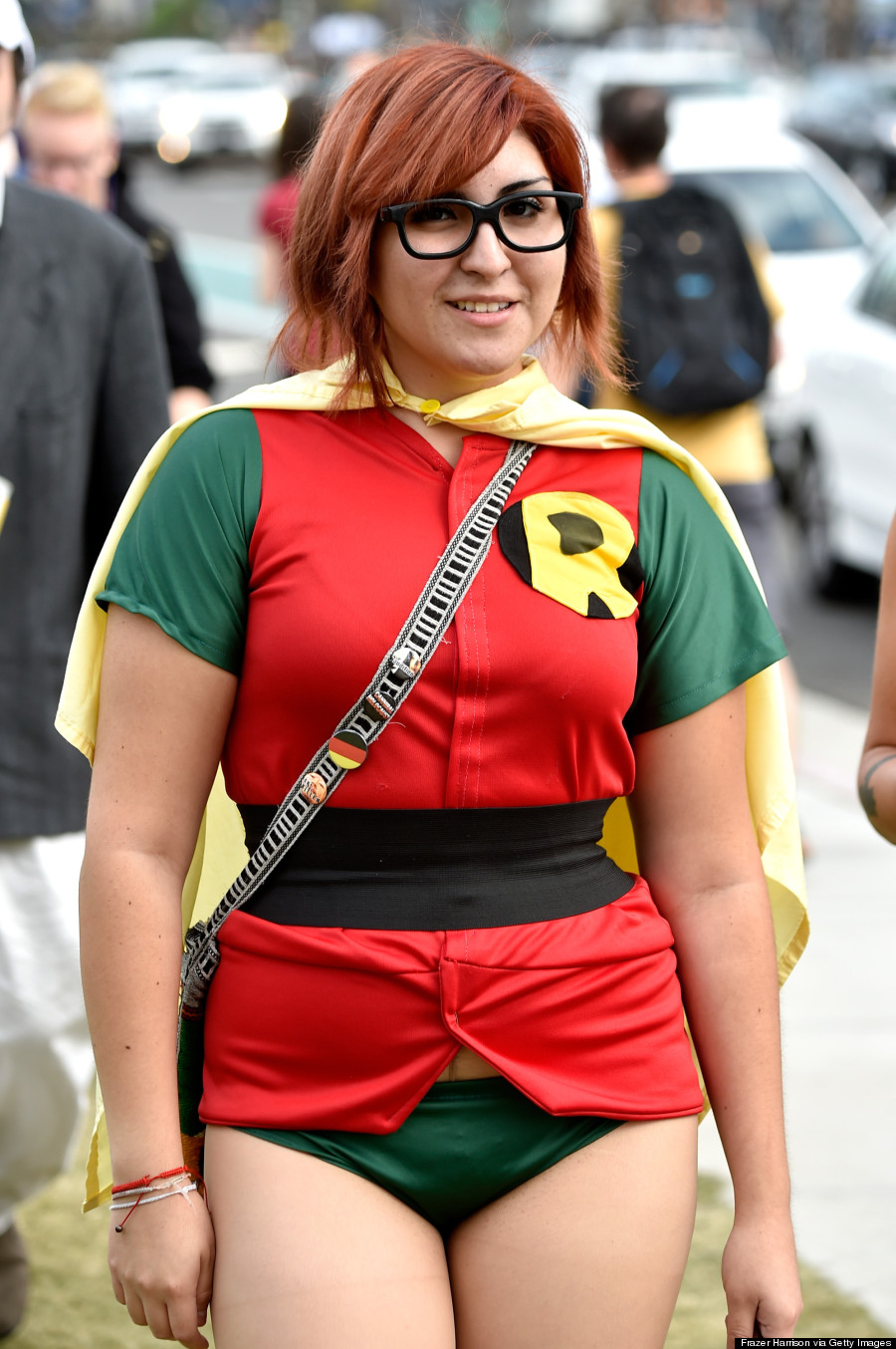 comiccon cosplay 2014