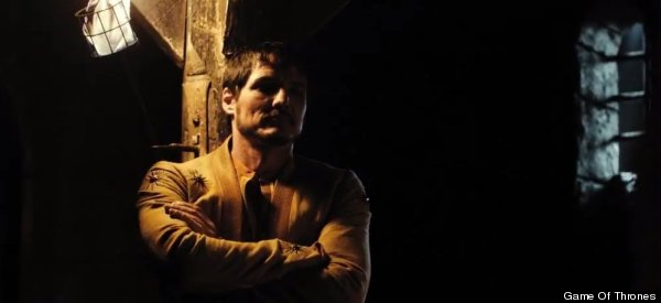 Here's The Time Oberyn Martell Accidentally Almost Set Himself On Fire