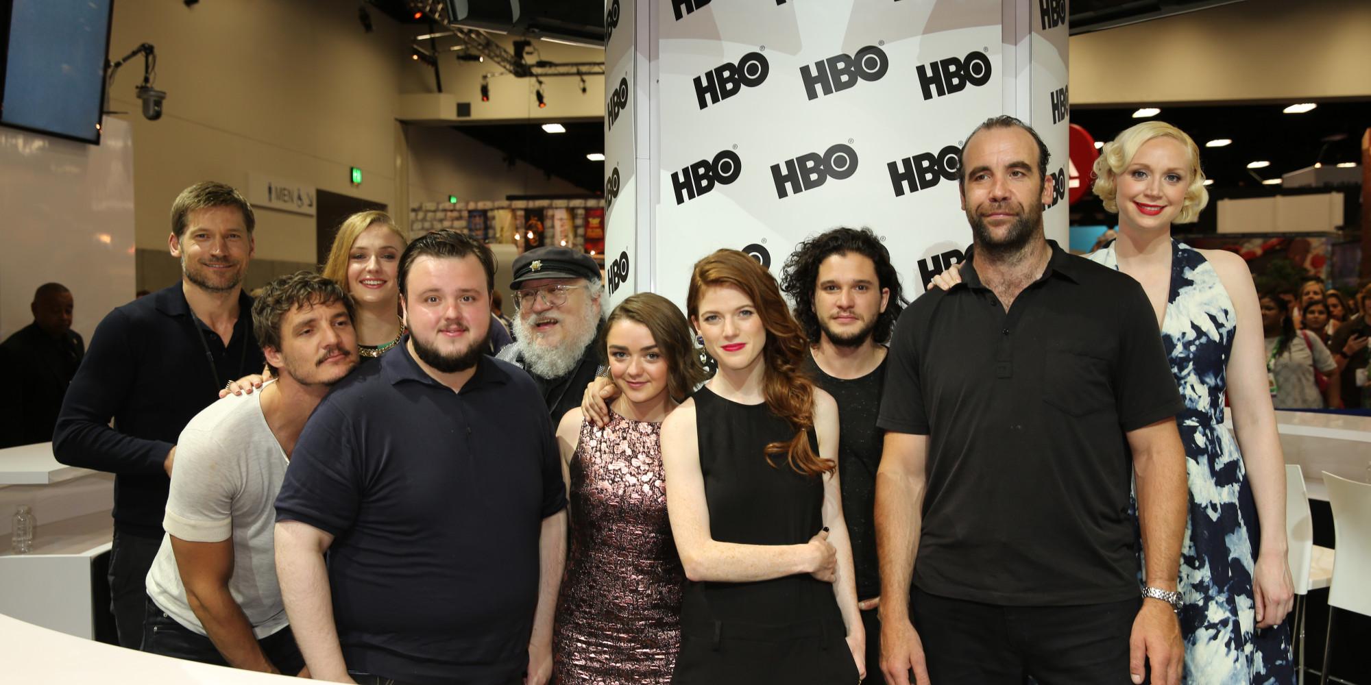 cast game of thrones