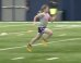 Girl Football Sensation Sam Gordon Returns To The Gridiron; Watch Her Get Ready (VIDEO)