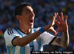 Could Di María Fit Into Van Gaal's United Revolution?