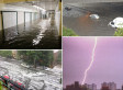 Freak Lightning & Hail Plunge Commuters Into 'Zombie Apocalypse' (PICTURES)