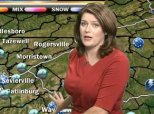 Metereologist Shuts Down Viewer Who Complained About Her Appearance