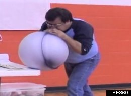 If You Attempt This World Record, Your Lungs Might Explode
