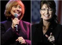 Sarah Palin Sharron Angle Endorsement