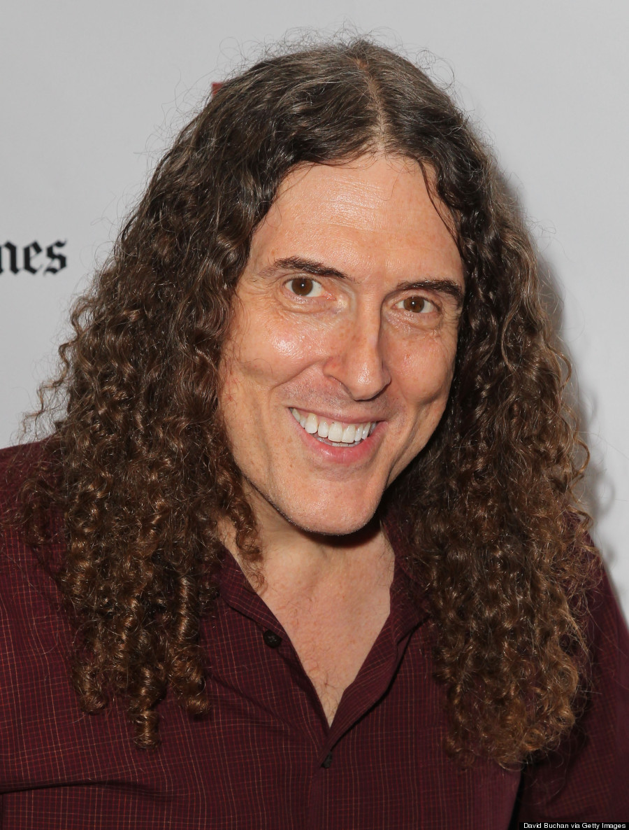 Weird Al Yankovic Had The Hair Of 90s Boy Band Singers
