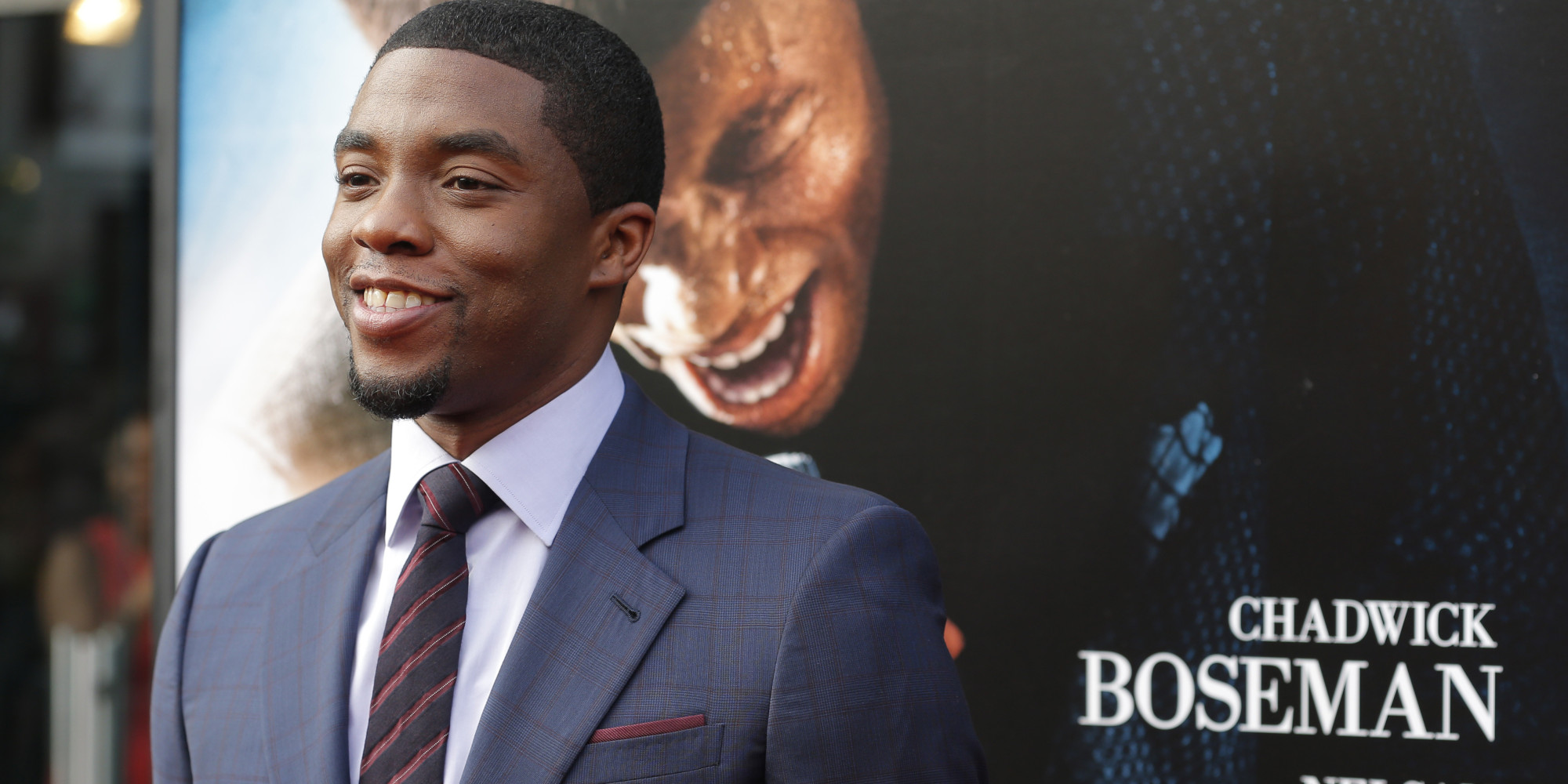 Chadwick Boseman Chadwick Boseman on James