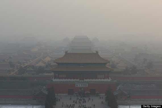 beijing forbidden smog