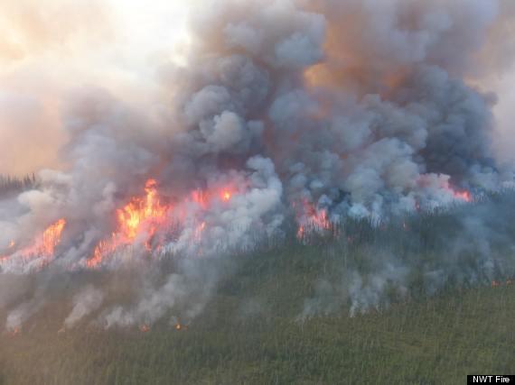 big fires