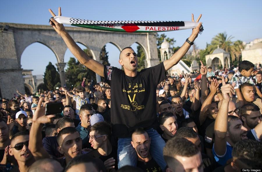 eid alaqsa gaza