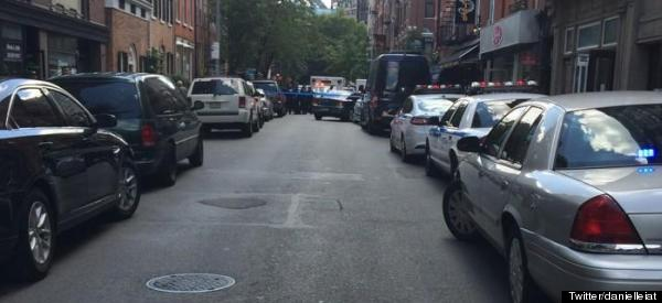 REPORT: 2 US Marshalls, NYPD Officer Shot In West Village