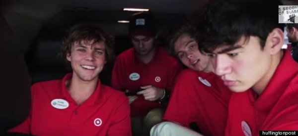 Proof That 5 Seconds Of Summer Are The Ultimate Employees Of The Month