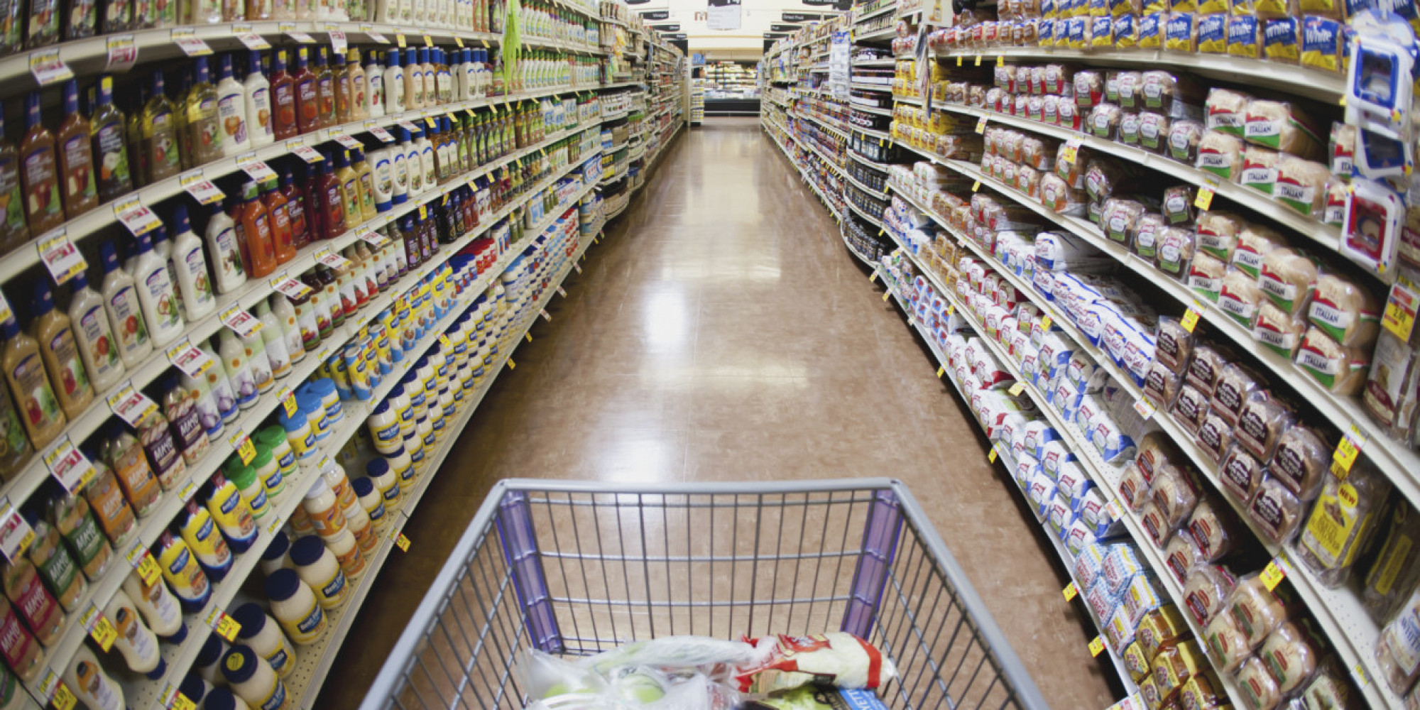 aisle grocery cooking feeding budget crunch america