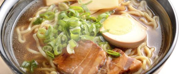 RAMEN NUTRITION INFORMATION