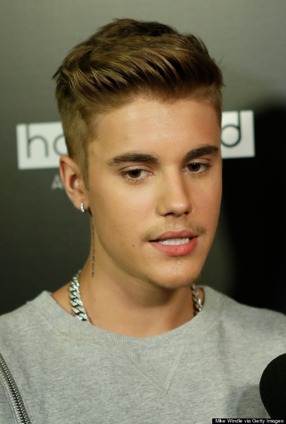 Justin Bieber S Attempt At Facial Hair Is Creeping Us Out