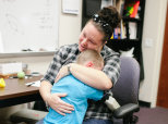 3D-Printed Arm Lets 6-Year-Old Boy Hug His Mom For The First Time