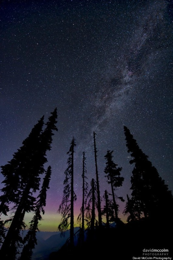 whistler northern lights