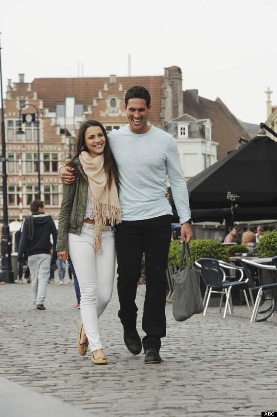 Andi Dorfman Chooses Josh Murray And Gets Engaged On 'The Bachelorette' Finale