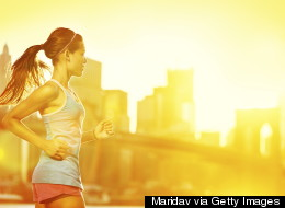 How Just An Hour Of 'Lazy Running' A Week Can Keep You Healthy