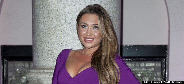 Lauren Goodger Brands Sex Tape Leak 'Mortifying'