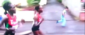 Commonwealth Games Marathon Fail