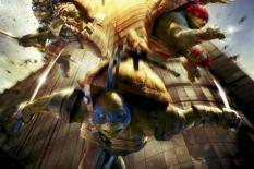 Poster for new Teenage Mutant Ninja Turtles film