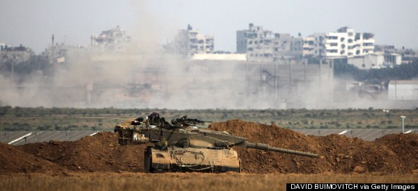 Senior Palestinian Official Offers 24 Hour Truce In Gaza