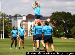 Women's Rugby World Cup 2014: A Realistic Chance for English Sporting Glory