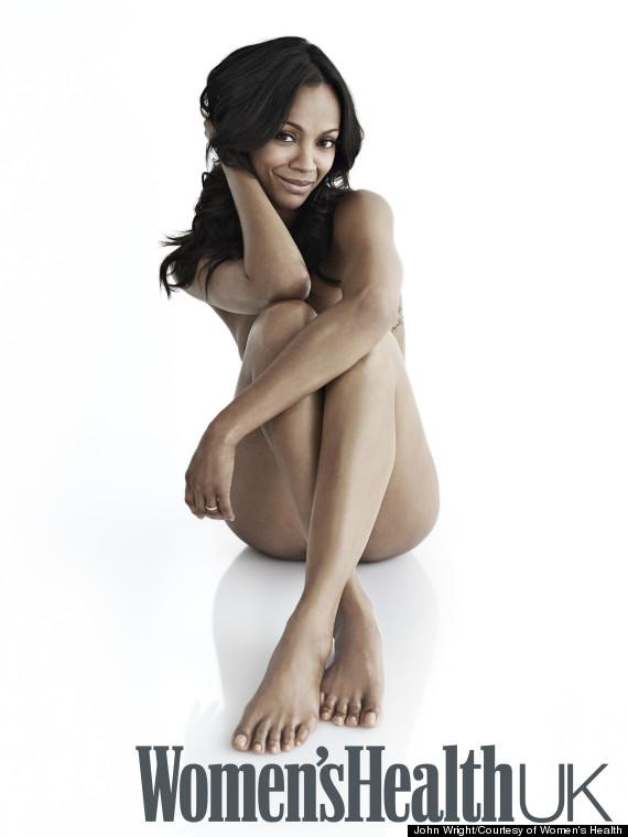 Zoe Saldana Nude Pics 47