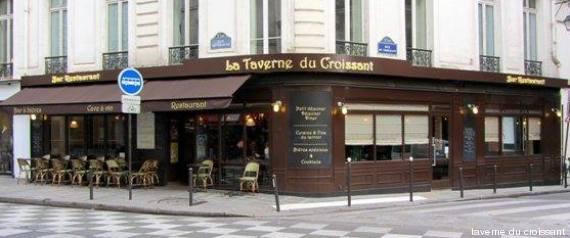 taverne du croissant