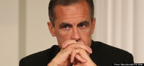 Got Away With Your Bank Bonus After The Crash? Carney Won't Touch You